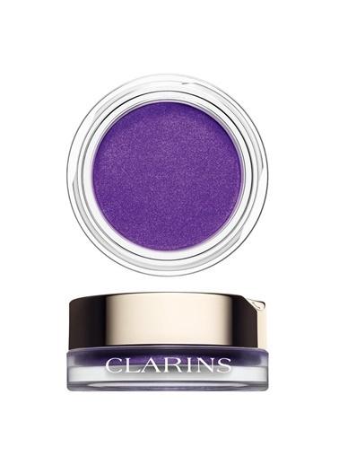 Clarins Clarins Ombre Matte Eye shadow 20 Ultra Violet Mavi